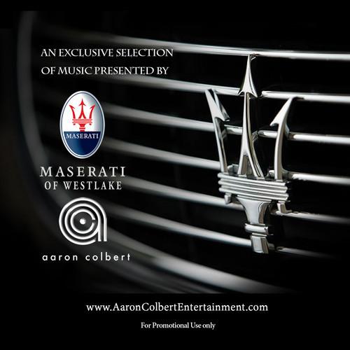 Maserati Mix Art