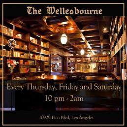 Wellesbourne, LA