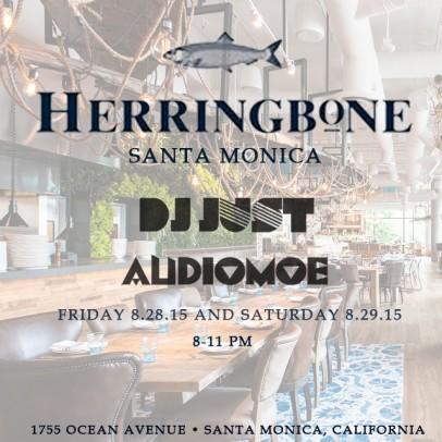 Audiomoe and Just at Herringbone