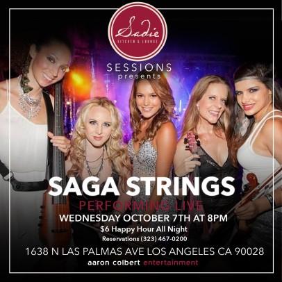 Saga Strings