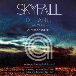 Skyfall Lounge, Las Vegas
